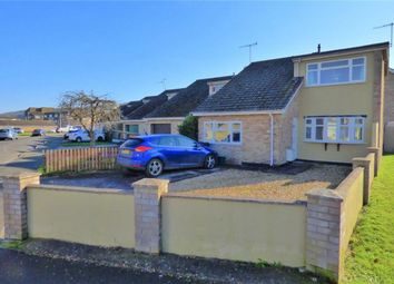 Thumbnail 2 bedroom end terrace house for sale in Dunster Crescent, Weston-Super-Mare
