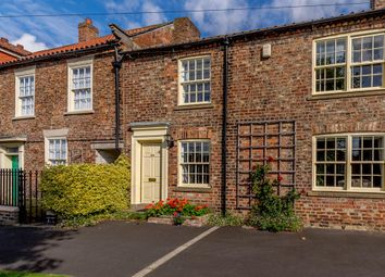 Thumbnail 4 bed terraced house for sale in Uppleby, Easingwold, York