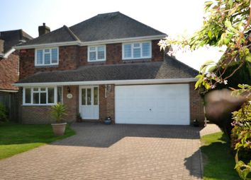 Thumbnail 4 bed detached house for sale in Blenheim Road, Littlestone, New Romney