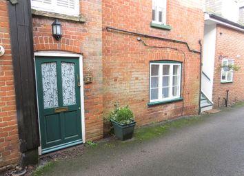 Bridge Street, Fordingbridge SP6. 2 bed flat for sale