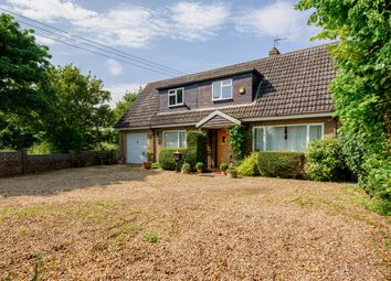 Thumbnail 5 bed detached house for sale in Royston Road, Litlington