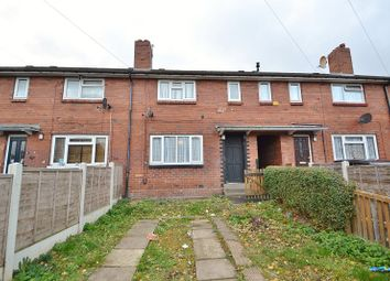 Thumbnail 3 bed terraced house for sale in Scott Hall Walk, Chapeltown, Leeds