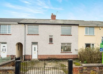 Thumbnail 3 bed terraced house to rent in Charles Street, Skellow, Doncaster