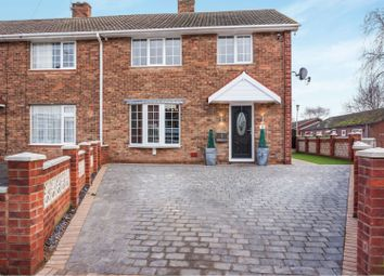 Thumbnail 3 bed semi-detached house for sale in Maplebeck Avenue, Meden Vale