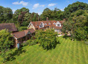 Thumbnail 3 bed detached house for sale in Eridge Road, Groombridge, Tunbridge Wells, East Sussex