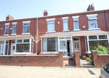 Thumbnail 3 bed terraced house for sale in Gorse Street, Stretford, Manchester