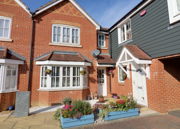 Thumbnail 3 Bedroom End Terrace House For Sale In White Willow Close Ashford