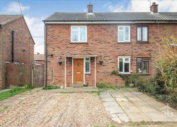 3 bed semi-detached house for sale in Newnham Avenue, Woodbridge IP12