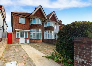 3 bed semi-detached house for sale in Moy Avenue, Eastbourne BN22