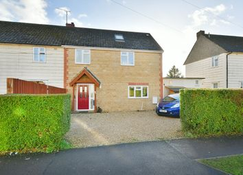 Thumbnail 4 bed semi-detached house for sale in Reids Piece, Purton, Swindon