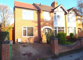 Thumbnail 5 bed semi-detached house for sale in Charlbury Road, Wollaton, Nottingham, Nottinghamshire