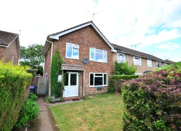 Thumbnail 3 bed end terrace house for sale in Challoners, Horsted Keynes, Haywards Heath