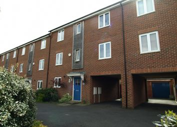 Thumbnail 5 bedroom town house for sale in Winchcombe Meadows, Oakridge Park, Milton Keynes