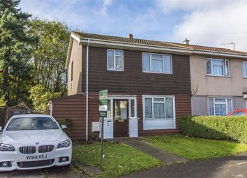 Thumbnail 3 bed semi-detached house for sale in Sullivan Road, Sholing, Southampton, Hampshire
