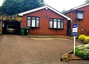 Thumbnail 2 bedroom bungalow for sale in Wyndmill Crescent, West Bromwich, West Midlands