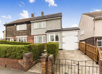 Thumbnail 2 bed semi-detached house for sale in Seaton Road, Springwell, Sunderland