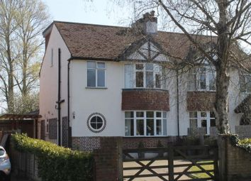 Thumbnail 4 bed property for sale in Dowlans Road, Bookham, Leatherhead