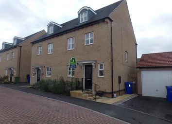 Thumbnail 4 bed semi-detached house for sale in Reef Close, Warsop, Mansfield, Nottinghamshire