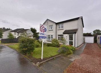 Thumbnail 2 bed semi-detached house for sale in Whiteshaw Avenue, Carluke, South Lanarkshire
