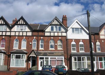 Thumbnail 2 bed flat to rent in Sandwell Road, Handsworth, Birmingham