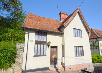 Thumbnail 3 bed detached house for sale in Prentice Street, Lavenham, Sudbury