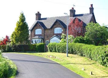 Thumbnail 5 bed detached house for sale in Nursery Road, Oakhanger, Crewe