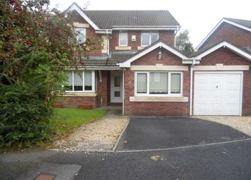 Thumbnail 4 bed detached house to rent in Vale Reach, Pencoed