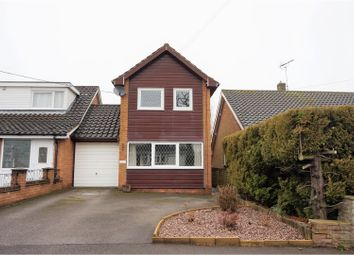 Thumbnail 3 bed detached house for sale in Billington Lane, Derrington, Stafford