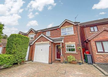 Thumbnail 3 bed detached house for sale in Silver Birch Grove, Leamington Spa
