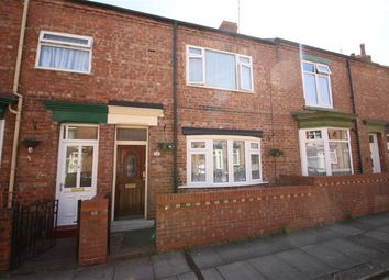 Thumbnail 3 bed terraced house for sale in Thornton Street, Darlington, County Durham