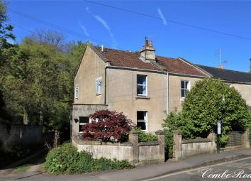 Thumbnail 2 bed end terrace house for sale in Combe Road, Combe Down, Bath