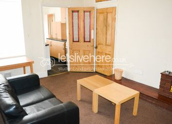Thumbnail 3 bed flat to rent in Heaton Park Road, Heaton, Newcastle Upon Tyne