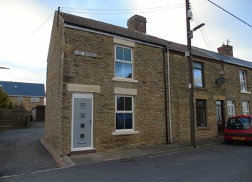 2 bed end terrace house for sale in Flag Terrace, Sunniside, Bishop Auckland DL13