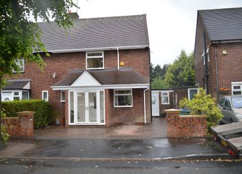Thumbnail 2 bedroom semi-detached house for sale in Wolseley Road, West Bromwich