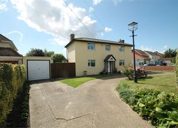 Thumbnail 3 bed detached house for sale in Thorpe Road, Kirby Cross, Frinton-On-Sea
