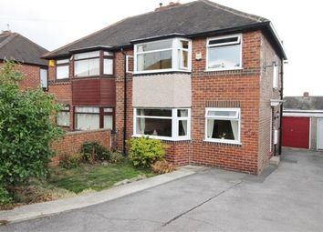 Thumbnail 3 bed semi-detached house for sale in Brackenfield Grove, Frecheville, Shefffeld