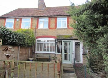 Thumbnail 2 bed terraced house for sale in Mill Lane, Cheshunt