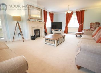 Thumbnail 4 bedroom detached house for sale in Pipers Gardens, Diss