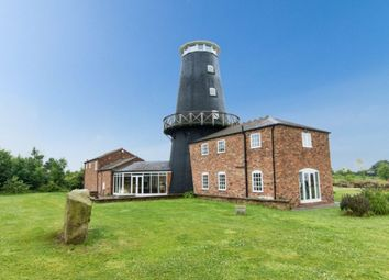 Thumbnail 6 bed detached house for sale in The Black Mill Sleaford Road, Brant Broughton, Lincoln