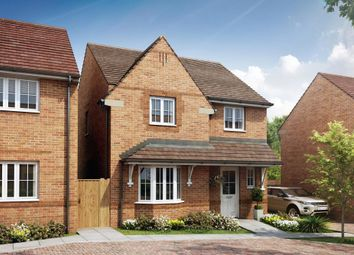 """Thumbnail 3 bedroom detached house for sale in """"Colchester"""" at Robell Way, Storrington, Pulborough"""