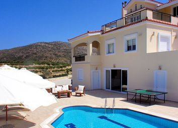 Thumbnail 4 bed villa for sale in Gouves, Heraklion, Crete, Greece