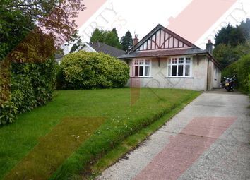 Thumbnail 2 bed detached bungalow to rent in Glynderwen Crescent, Sketty, Swansea.