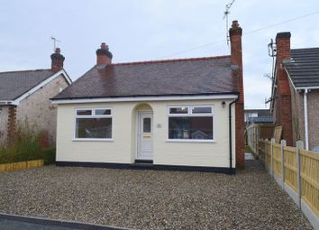 Thumbnail 2 bed detached bungalow for sale in Woodside Road, Blacon, Chester