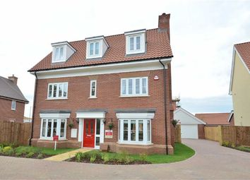 Thumbnail 5 bed detached house for sale in Beaumont Place, Great Dunmow