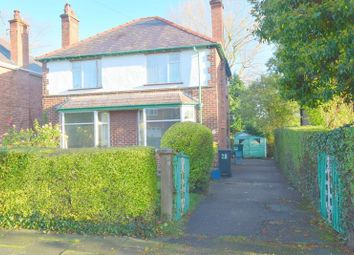 Thumbnail 3 bed detached house for sale in South Way, Blacon, Chester