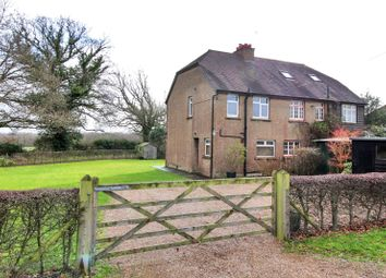 Court Lodge Farm Cottages, The Green, West Peckham, Maidstone ME18. 2 bed semi-detached house for sale