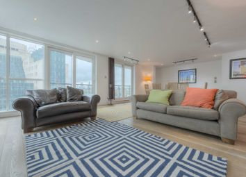 Thumbnail 3 bed flat to rent in Bridge House, St George Wharf, Vauxhall, London