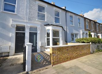 Thumbnail 4 bedroom terraced house for sale in Russell Road, London