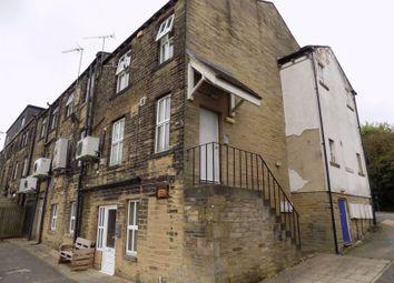 Thumbnail 1 bed flat for sale in Harrogate Road, Idle, Bradford