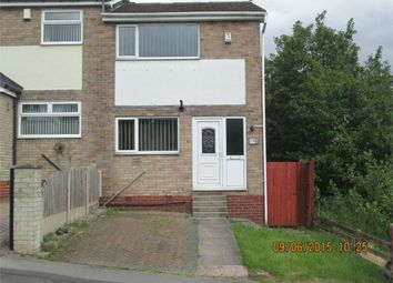 Thumbnail 2 bed semi-detached house to rent in Buckingham Way, Brinsworth, Rotherham, South Yorkshire